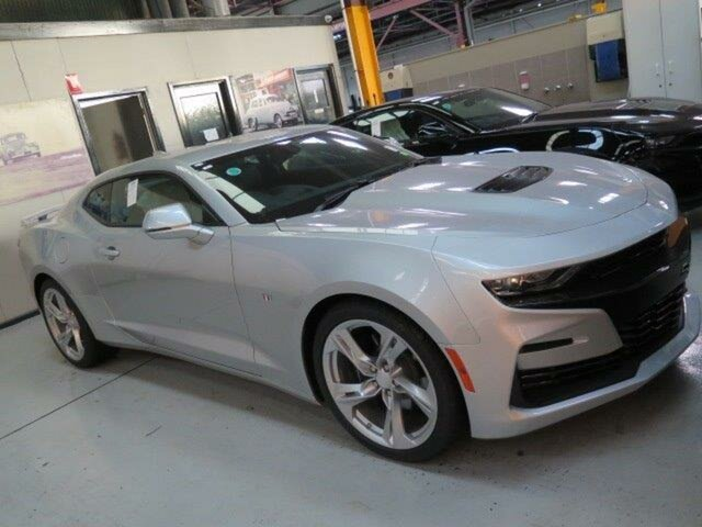 New Chevrolet Camaro MY18 2SS, 2019 Chevrolet Camaro MY18 2SS Silver Ice 8 Speed Automatic Coupe