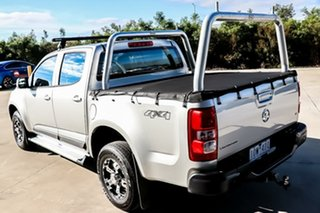 2014 Holden Colorado RG MY15 LS Crew Cab Silver 6 Speed Sports Automatic Utility.