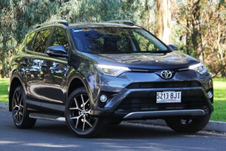 2015 Toyota RAV4 ZSA42R MY14 GXL 2WD Graphite 7 Speed Constant Variable Wagon.