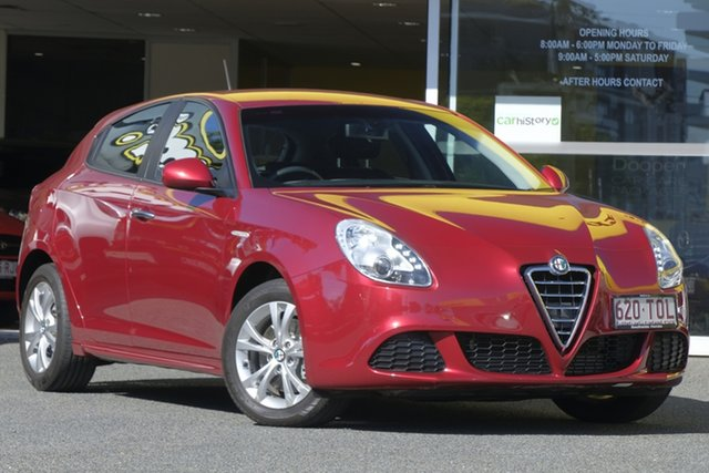 Used Alfa Romeo Giulietta Series 0 MY13 Progression TCT, 2013 Alfa Romeo Giulietta Series 0 MY13 Progression TCT Red 6 Speed Sports Automatic Dual Clutch