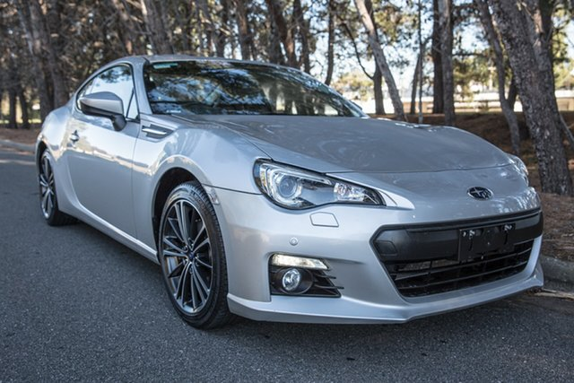 Used Subaru BRZ Z1 MY13 S, 2013 Subaru BRZ Z1 MY13 S Silver 6 Speed Manual Coupe