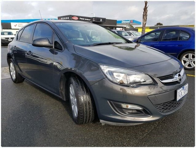 Used Opel Astra AS , 2013 Opel Astra AS Grey Manual Hatchback