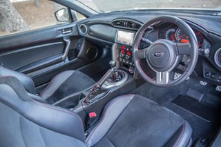 2013 Subaru BRZ Z1 MY13 S Silver 6 Speed Manual Coupe