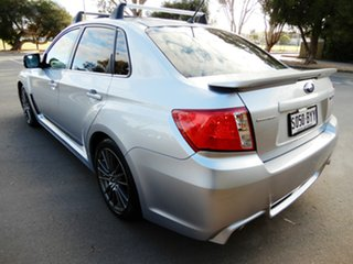 2011 Subaru Impreza G3 MY12 WRX AWD Silver 5 Speed Manual Sedan