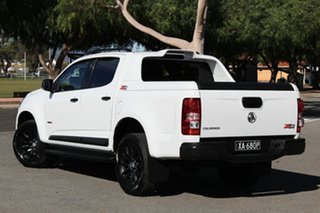 2018 Holden Colorado RG MY19 Z71 Pickup Crew Cab White 6 Speed Sports Automatic Utility