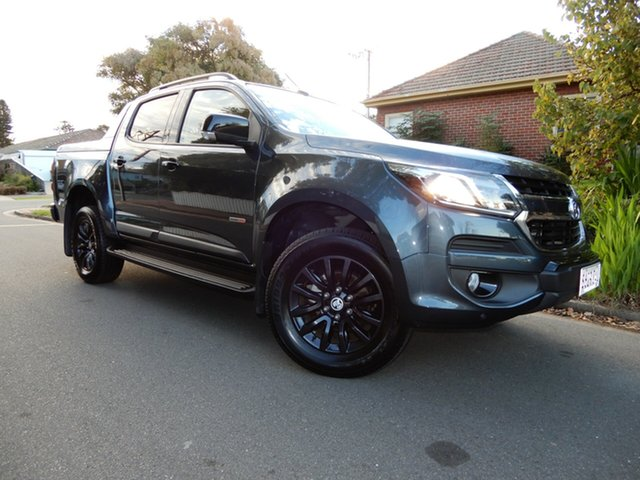 Used Holden Colorado RG MY19 Z71 Pickup Crew Cab, 2018 Holden Colorado RG MY19 Z71 Pickup Crew Cab Grey 6 Speed Sports Automatic Utility
