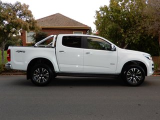2018 Holden Colorado RG MY19 LTZ Pickup Crew Cab White 6 Speed Sports Automatic Utility