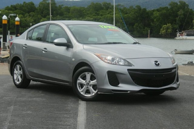 Used Mazda 3 BL10F2 Neo Activematic, 2012 Mazda 3 BL10F2 Neo Activematic Grey 5 Speed Sports Automatic Sedan