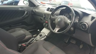 2008 Alfa Romeo GT JTS Silver 5 Speed Manual Coupe.