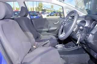 2012 Honda Jazz GE MY12 Vibe-S Blue 5 Speed Automatic Hatchback