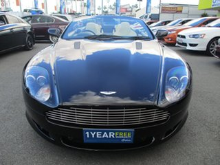 2005 Aston Martin DB9 MY05 Volante Black 6 Speed Sports Automatic Convertible