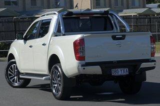 2018 Nissan Navara D23 S3 ST-X White Diamond 7 Speed Sports Automatic Utility.