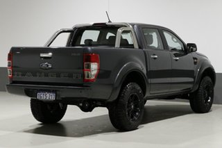 2019 Ford Ranger PX MkIII MY19 XLS 3.2 (4x4) Grey 6 Speed Automatic Double Cab Pickup