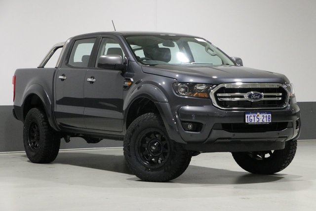 Used Ford Ranger PX MkIII MY19 XLS 3.2 (4x4), 2019 Ford Ranger PX MkIII MY19 XLS 3.2 (4x4) Grey 6 Speed Automatic Double Cab Pickup