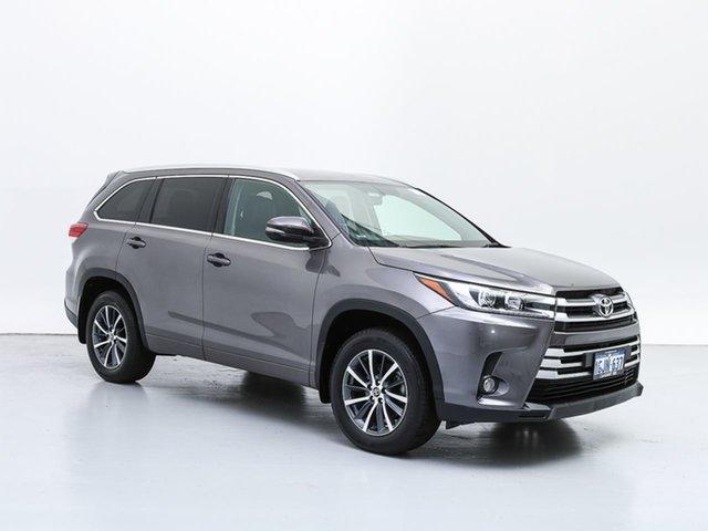 Used Toyota Kluger GSU50R GXL (4x2), 2017 Toyota Kluger GSU50R GXL (4x2) Grey 6 Speed Automatic Wagon