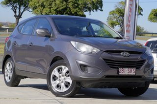 2012 Hyundai ix35 LM2 Active Grey 6 Speed Sports Automatic Wagon.