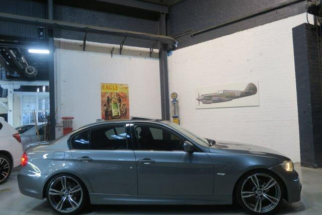 Used BMW 323i E90 MY1011 Lifestyle Steptronic, 2011 BMW 323i E90 MY1011 Lifestyle Steptronic Grey 6 Speed Sports Automatic Sedan