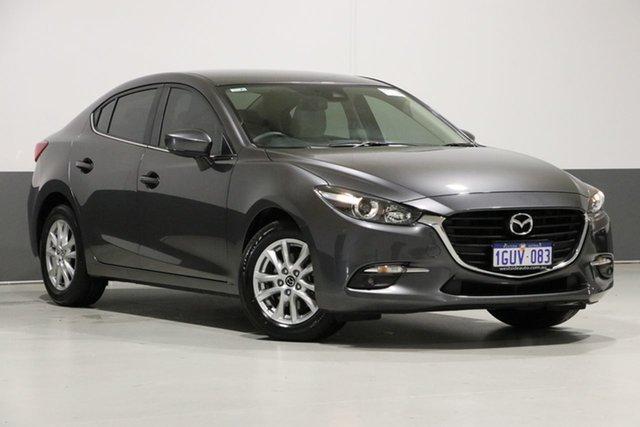 Used Mazda 3 BN MY18 Touring (5Yr), 2018 Mazda 3 BN MY18 Touring (5Yr) Grey 6 Speed Automatic Sedan