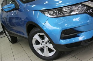 2019 Nissan Qashqai J11 Series 2 ST+ X-tronic Vivid Blue 1 Speed Constant Variable Wagon.