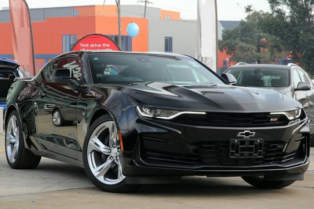 New Chevrolet Camaro MY18 2SS, 2019 Chevrolet Camaro MY18 2SS Mosaic Black 8 Speed Automatic Coupe