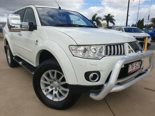 Used Mitsubishi Challenger PB (KH) MY10 XLS, 2010 Mitsubishi Challenger PB (KH) MY10 XLS White 5 Speed Sports Automatic Wagon