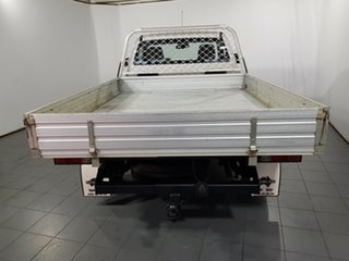 2012 Ford Ranger PX XL 4x2 White 6 Speed Manual Cab Chassis