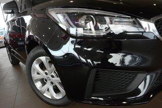 2021 MG MG3 SZP1 MY21 Core Pebble Black 4 Speed Automatic Hatchback.