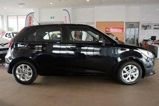 2021 MG MG3 SZP1 MY21 Core Pebble Black 4 Speed Automatic Hatchback