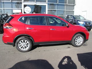 2019 Nissan X-Trail T32 Series 2 ST 7 Seat (2WD) Ruby Red Continuous Variable Wagon