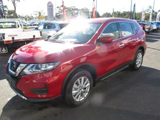 2019 Nissan X-Trail T32 Series 2 ST 7 Seat (2WD) Ruby Red Continuous Variable Wagon.