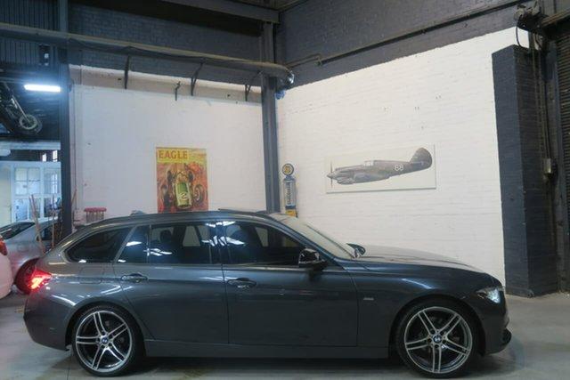 Used BMW 320i F31 LCI Sport Line Touring, 2015 BMW 320i F31 LCI Sport Line Touring Grey 8 Speed Sports Automatic Wagon