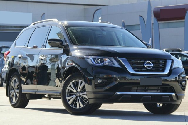 New Nissan Pathfinder MY19 ST-L (2WD), 2019 Nissan Pathfinder MY19 ST-L (2WD) Diamond Black 1 Speed Continuous Variable Wagon