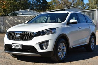 2015 Kia Sorento UM MY15 Si AWD White 6 Speed Sports Automatic Wagon
