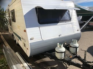 1995 Jayco Discovery Caravan.