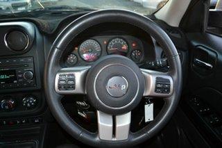 2014 Jeep Patriot MK MY15 Sport (4x2) Maroon 5 Speed Manual Wagon