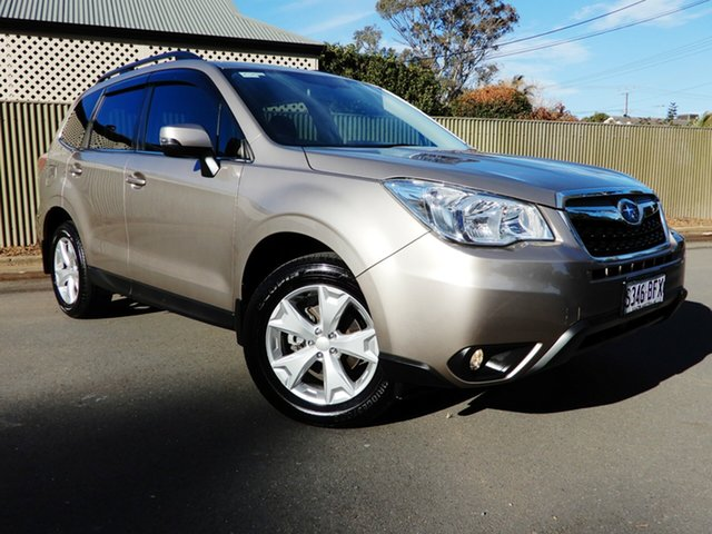 Used Subaru Forester S4 MY15 2.5i-L CVT AWD, 2015 Subaru Forester S4 MY15 2.5i-L CVT AWD Bronze 6 Speed Constant Variable Wagon