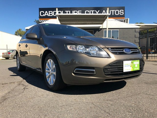 Used Ford Falcon FG MkII XT, 2012 Ford Falcon FG MkII XT Bronze 6 Speed Sports Automatic Sedan