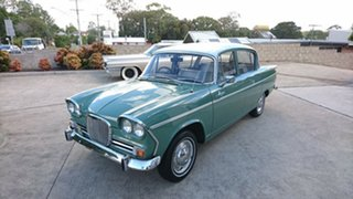 1964 Humber Vogue Green & White 3 Speed Automatic Sedan