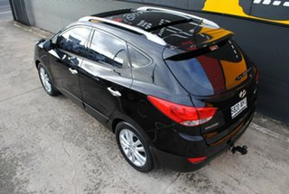 2010 Hyundai ix35 LM Highlander AWD Black 6 Speed Sports Automatic Wagon