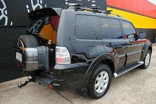 2012 Mitsubishi Pajero NW MY12 Activ Ink 5 Speed Sports Automatic Wagon.