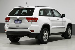 2013 Jeep Grand Cherokee WK MY13 Laredo (4x4) White 5 Speed Automatic Wagon