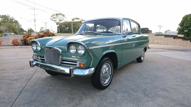 Used Humber Vogue  , 1964 Humber Vogue Green & White 3 Speed Automatic Sedan