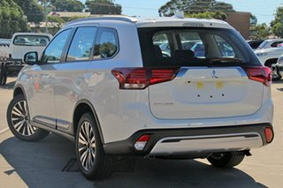 2019 Mitsubishi Outlander ZL MY19 ES ADAS 5 Seat (AWD) Starlight Continuous Variable Wagon.