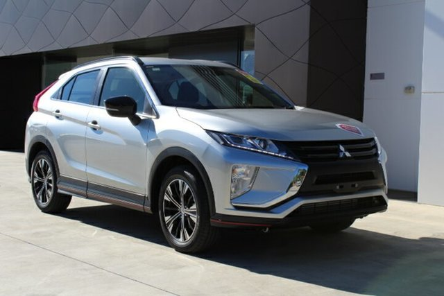 New Mitsubishi Eclipse Cross YA MY18 ES, 2018 Mitsubishi Eclipse Cross YA MY18 ES Sterling Silver 8 Speed Continuous Variable