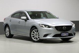 2017 Mazda 6 6C MY17 (gl) Touring Silver 6 Speed Automatic Sedan.