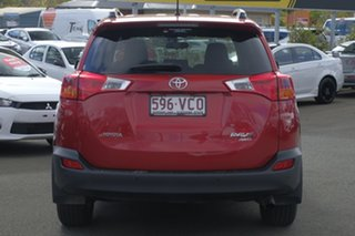 2014 Toyota RAV4 ZSA42R MY14 GXL 2WD Red 7 Speed Constant Variable Wagon