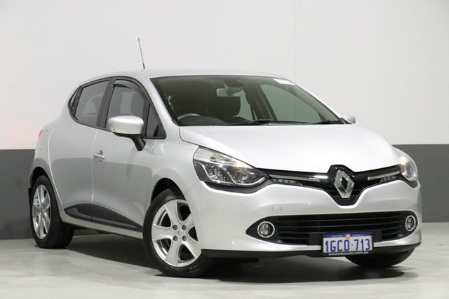 Used Renault Clio X98 Expression, 2016 Renault Clio X98 Expression Silver 6 Speed Automated Manual Hatchback