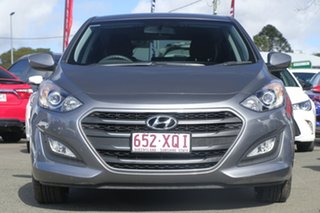 2016 Hyundai i30 GD4 Series II MY17 Active Sparkling Metal 6 Speed Sports Automatic Hatchback