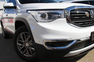 2019 Holden Acadia AC MY19 LTZ (AWD) Summit White 9 Speed Automatic Wagon.