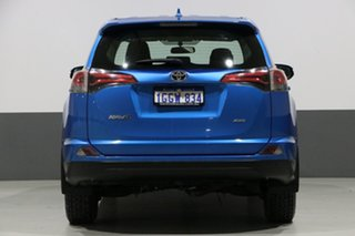 2017 Toyota RAV4 ASA44R MY17 GX (4x4) Blue 6 Speed Automatic Wagon